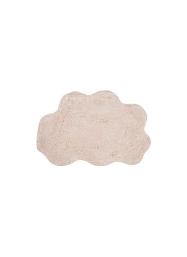 İrya Pamuk Banyo Paspası Cloud Gri 50x80 Pudra